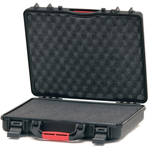 HPRC 2580F Hard Resin Waterproof Laptop Case HPRC2580FBLACK