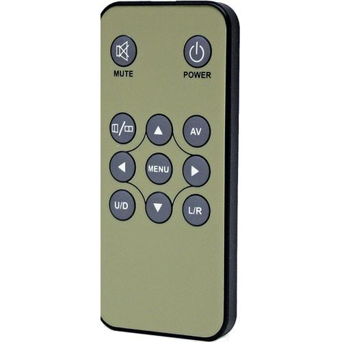 ikan RC7000 IR Remote Control for V7000 and V9000 RC7000