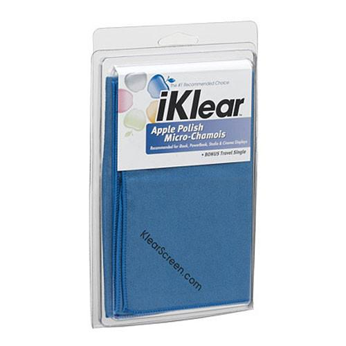 iKlear Micro-Chamois Polishing Cloth, Model IK-MCK IK-MCK