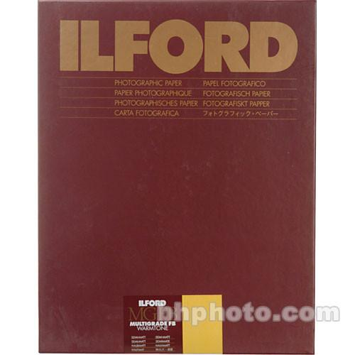 Ilford  Multigrade FB Warmtone Paper 1144367