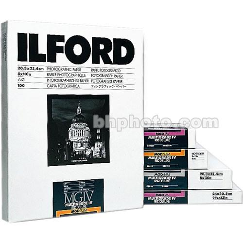 Ilford Multigrade IV RC Deluxe MGD.44M Black & White 1771516