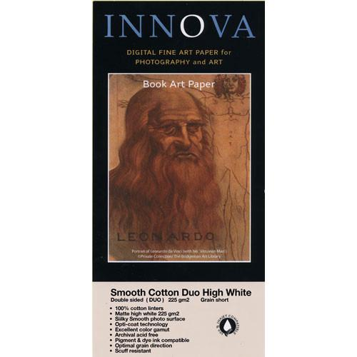 Innova  Smooth Cotton Duo High White Paper 27004