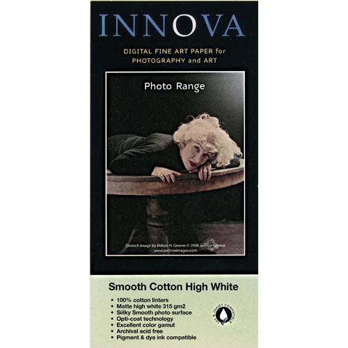 Innova Smooth Cotton High White Paper (315 gsm) - 20013