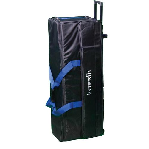 Interfit INT434 All-In-One Roller Bag (Black) INT434