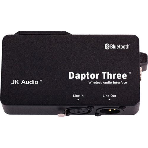 JK Audio DAPTOR 3 Bluetooth Cell-Phone Audio Interface DAP3