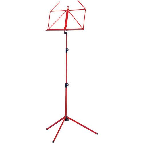 K&M  100/1 Music Stand (Red) 10010-000-59