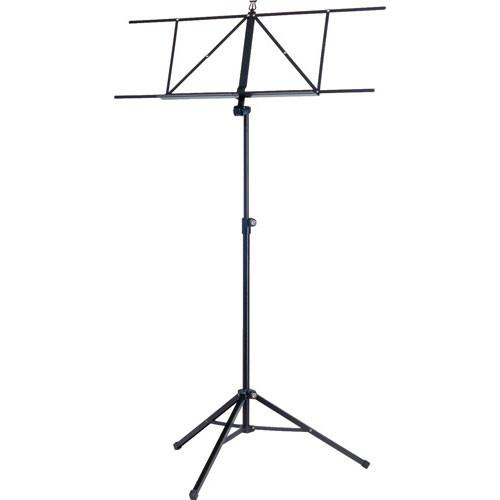 K&M 10041 Extra-Wide Music Stand (Black) 10041-000-55