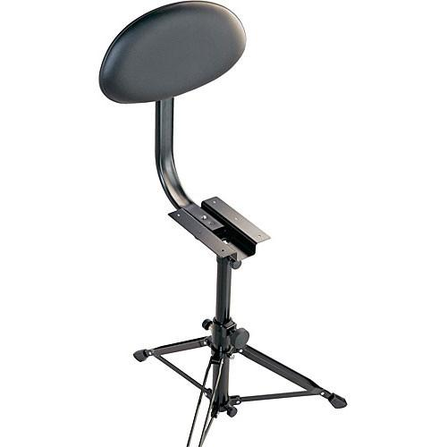 K&M 14042 Back Rest for Drummers Throne 14042-000-55