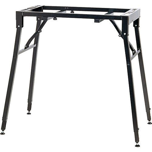 K&M 18950 Table-Style Keyboard Stand (Black) 18950-000-55