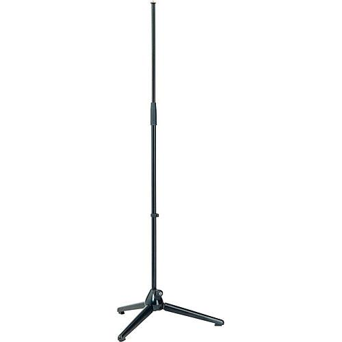 K&M 200 Telescoping Microphone Stand (Black) 20000-500-55