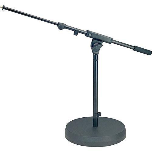 K&M 25960 Low Level Microphone Stand 25960-500-55