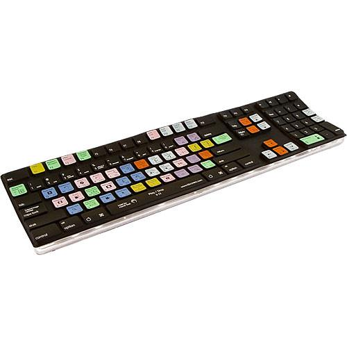 KB Covers Adobe After Effects Keyboard Cover (Black) AE-K-BC