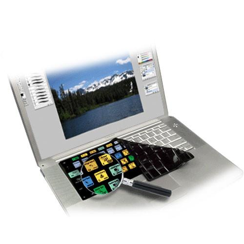 KB Covers Adobe Photoshop Keyboard Cover (Black) PS-P-BC