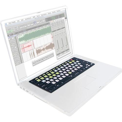 KB Covers Digidesign Pro Tools Keyboard Cover (Black) PT-P-BC