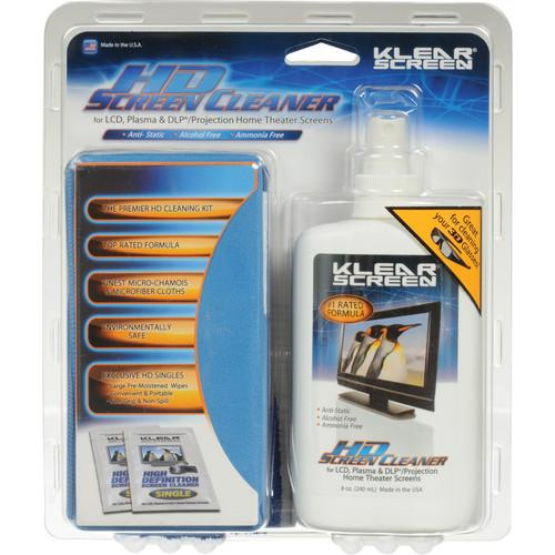 Klear Screen High Definition Cleaning Kit, Model KS-HDK KS-HDK