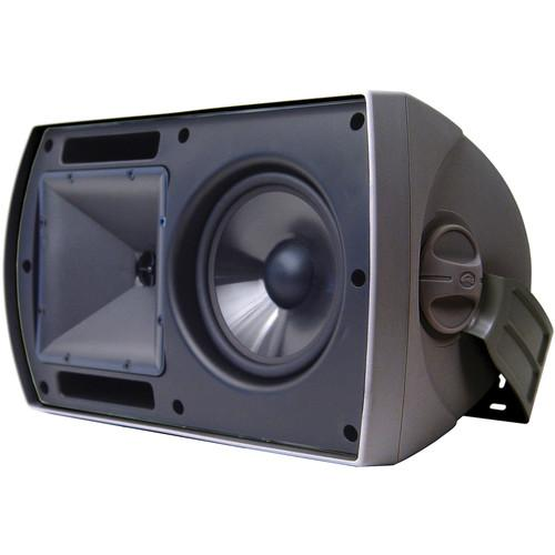 Klipsch AW-525 All-Weather Outdoor Speaker (Black) 1009313