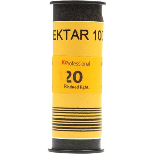 Kodak Professional Ektar 100 Color Negative Film 8314098