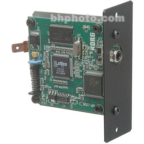 Korg  VIF4 - Video Interface Card for Pa800 VIF4