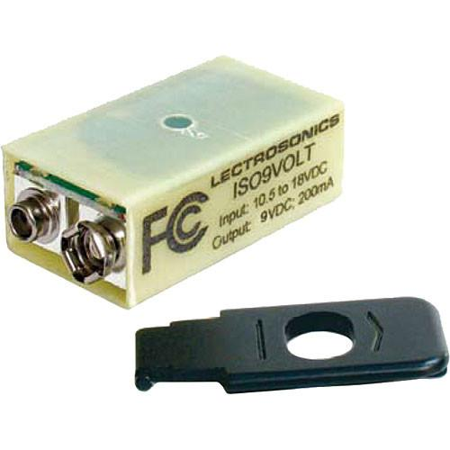 Lectrosonics  Battery Eliminator ISO9VOLTM
