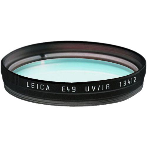 Leica  E49 UVA/IR Glass Filter (Black) 13412