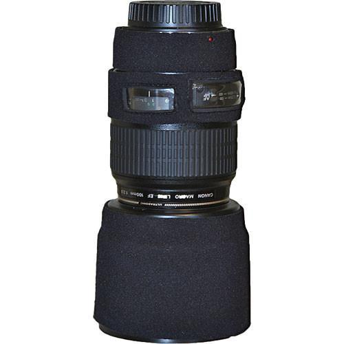 LensCoat Lens Cover for the Canon 100mm f/2.8 Macro Lens LC100BK