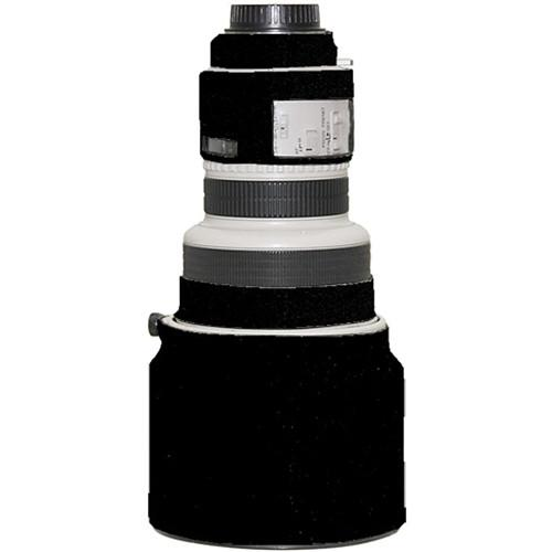 LensCoat Lens Cover for the Canon 200mm f/1.8 Lens LC20018BK