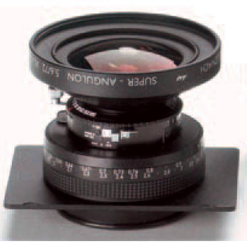 Linhof 617s III Lens Unit - Schneider 72mm f/5.6 Super 000943