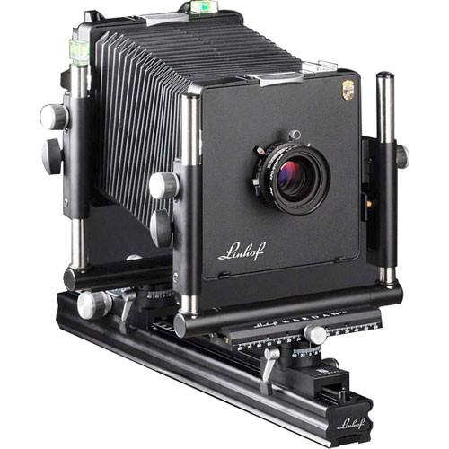 Linhof  Kardan RE View Camera with Rail 000102