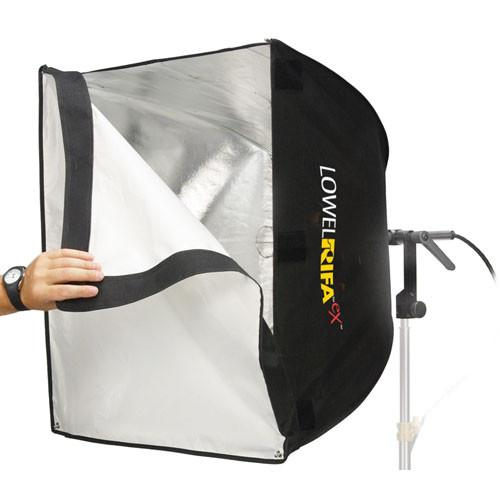 Lowel LC66EX Rifa-Lite eX66 Softbox Light (120-240VAC)