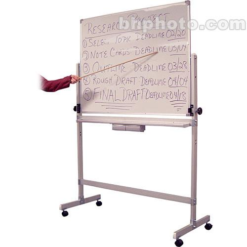 Luxor  L340 Double-Sided Magnetic Whiteboard L340