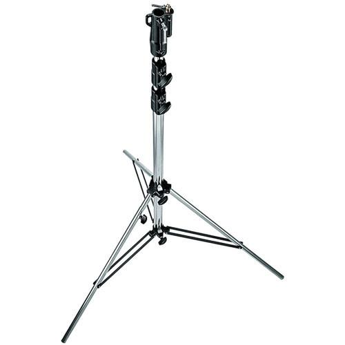 Manfrotto 126CSU Heavy Duty Chrome Plated Steel Stand 126CSU