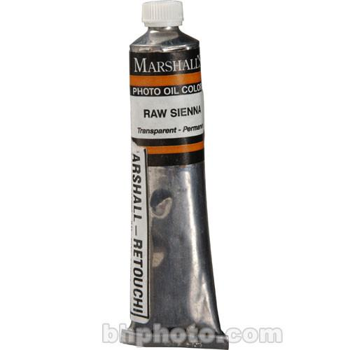 Marshall Retouching Oil Color Paint: Raw Sienna - MS4RS
