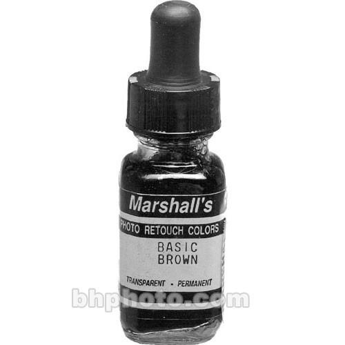 Marshall Retouching Retouch Dye - Basic Brown MSRCCBB
