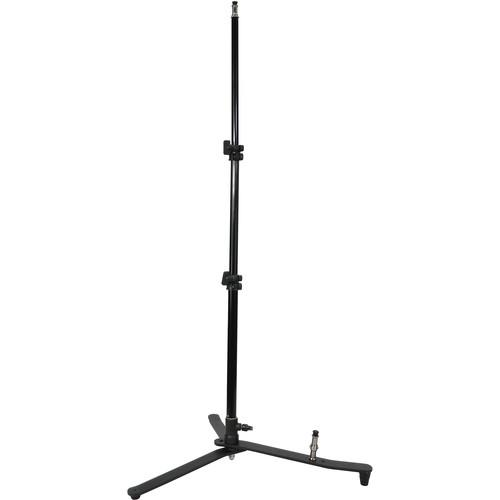 Matthews Back Light Stand, Black - 19-52