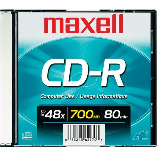 Maxell  CD-R 700MB Disc 648201