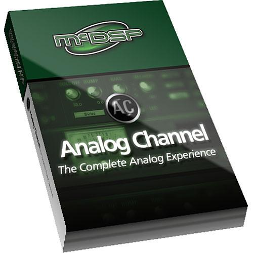 McDSP  Analog Channel Native M-U-ACLE-ACN
