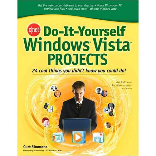 McGraw-Hill CNET Do-It-Yourself Windows Vista 9780071485616