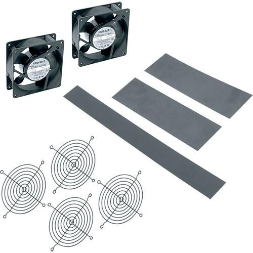 Middle Atlantic DWR-FK22 Rack Fan Kit for DWR 22