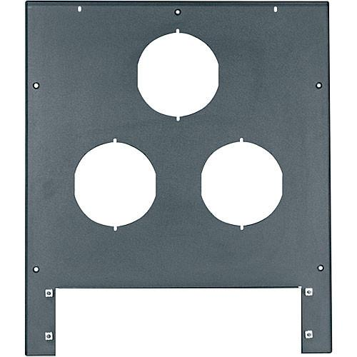 Middle Atlantic MW-6FT Fan Top Panel for WRK, MRK, VRK, MW-6FT
