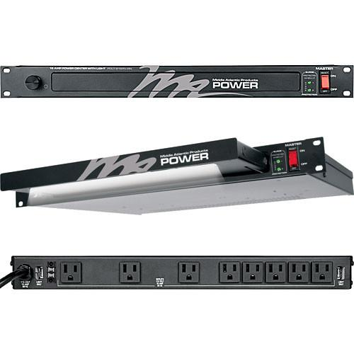 Middle Atlantic PDLT-815RV-RN Rack Light with 15 PDLT-815RV-RN