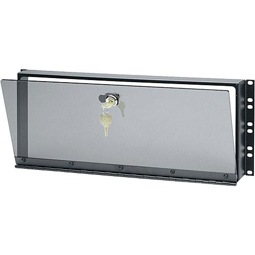 Middle Atlantic SECL-3 Hinged 3U Plexiglas Security Cover SECL-3