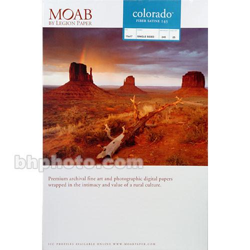 Moab Colorado Fiber Paper for Inkjet I99-CFS245111725