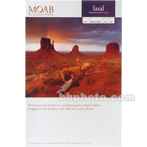 Moab Lasal Photo Matte 235 (11 x 17