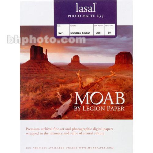 Moab Lasal Photo Matte 235 (5 x 7