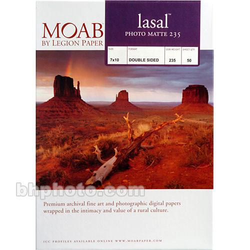 Moab Lasal Photo Matte 235 (7 x 10
