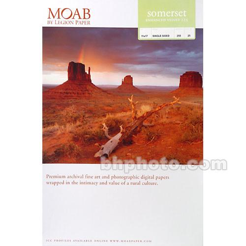 Moab Somerset Enhanced Velvet 225 Archival I98-SEV225111725