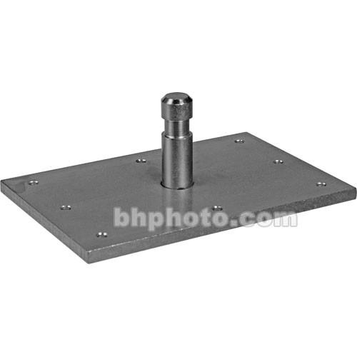 Mole-Richardson Baby Wall Plate with Baby Stud 500141