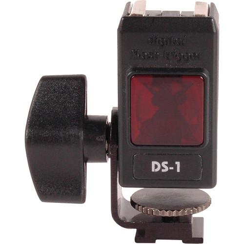 Morris DS-1 Digital Slave Trigger With Hot-Shoe Mount 690580