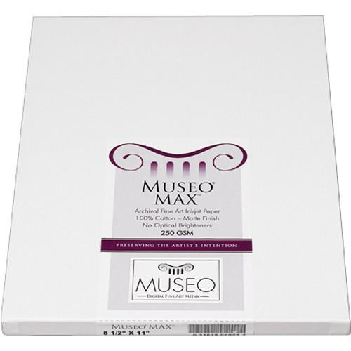 Museo MAX Archival Fine Art Paper for Digital Printing 09928