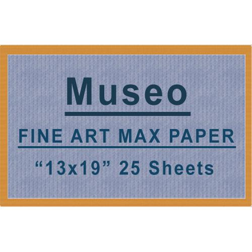 Museo MAX Archival Fine Art Paper for Digital Printing 09929